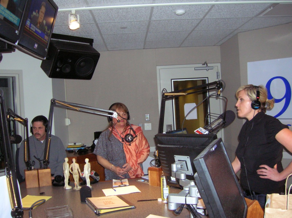 2011-Monica radio talk show 1